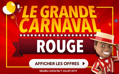 LE GRAND CARNAVAL ROUGE